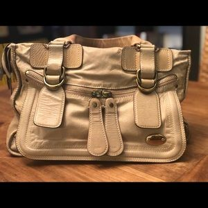 Chloe Satchel Handbag (Authentic)